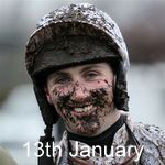 Fakenham races 13th Jan 2103